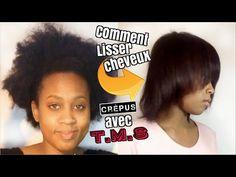Lisser cheveux crépus (T.M.S)\ Get 4C Hair Str8 (Texture.Manageability.System) [FR] | HemeeTV] - YouTube