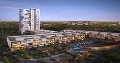 3 And 4 BHK Luxurious Flats For Sale In Rohan Seher By Rohan Builder