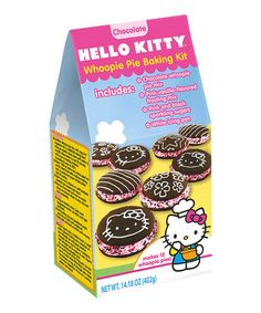 Take a look at this Hello Kitty Whoopie Pie Baking Kit by Brand Castle on #zulily today!  http://www.zulily.com/invite/Zulily20Store