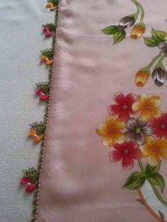 İğne Oyası Fiyonk Örnekleri Ve Çeşitleri Tree Branches, Hand Embroidery, Art Pieces, Cross Stitch, Knitting, Crochet, Lace, How To Make, Facebook