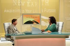 Oprah and spiritual teacher Eckhart Tolle reveal the essential thing to know about your ability to conquer stress.