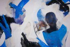 """Saatchi Art Artist richard kuhn; Painting, """"Abstract Painting 2/10-2015"""" #art"""