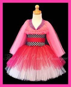 Mulan tutu dress