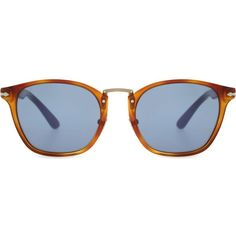 1b6ab96efd3 PERSOL PO3110S square-frame sunglasses featuring polyvore