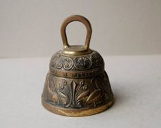 carved antique bell - Google Search