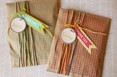 Gift card - Gift Wrapping Ideas | Creative Gift Wrapping | The Gifted Blog