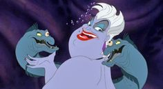 Live action Ursula movie in the works? Please!!!!!! Let it be TRUE!!!!!!! My favorite villain by far??
