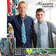 Freebook: Krawatten nähen Näht Euch Eure ganz individuelle Krawatte aus Swafing Stoffen! Das Ebook enthält das kostenlose Schnittmuster und die Anleitung für eine schicke, selbstgenähte Krawatte. Außerdem: Tipps zur Abwandlung, wenn man breitere Krawatten mag oder eine Krawatte für Kinder nähen möchte! Mit dem kostenlosen Schnittmuster ist auch den Herren geholfen, die Krawatten in Überlänge brauchen oder auf ausgefallene Krawatten …