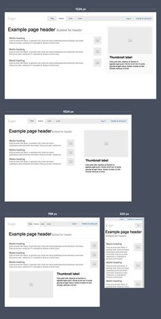 The Ultimate UX Design of: Responsive Web Design Navigation - Designmodo