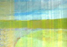 """Saatchi Art Artist Skadi Engeln; Painting, """"Störbild, grün"""" #art"""