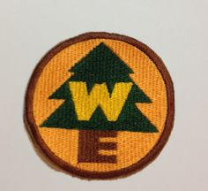 Embroidered Wilderness Explorer Patch Inspired by Disney Pixar Up - For my hat?