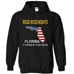 RIDGE WOOD HEIGHTS - Its Where My Story Begins T-Shirts, Hoodies (34$ ==► Order Here!)