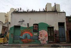 graffiti san telmo buenos aires theic fitz buenosairesstreetart.com