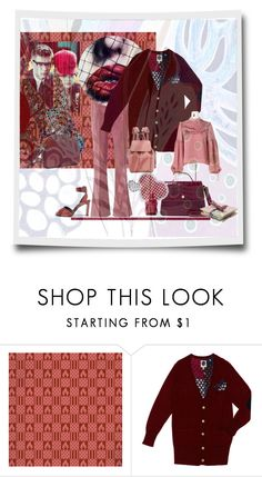 """Geen titel #34424"" by lizmuller ❤ liked on Polyvore featuring Dsquared2 and Sretsis"
