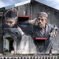 Fantastic Artwork by Russian Street Artist Julia Volchkova