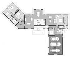 L Shaped House Plans Modern Luxury Navigator Signature Homes Hus ¥ Hem Luxury House Plans, Shop House Plans, Dream House Plans, Modern House Plans, Modern House Design, Shop Plans, Storage Container Homes, Container House Plans, Container Cabin