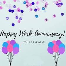 Happy Anniversary Work Images Work Anniversary Cards Work Anniversary Happy Anniversary Quotes