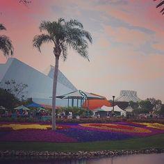 Flower and Garden Fest  #monorailsandmickeytales