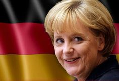 Angela Merkel Votes Against Gay Marriage Says It's Between A Man And Woman