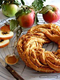 vijenac sa jabukama i cimetom � Coolinarika