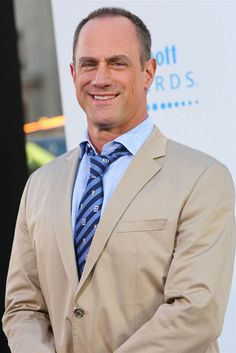 Christopher Meloni law n order svu so can't wait for new season