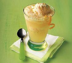 Orange Dream   Enjoy the hint of anise flavor from the sambuca liqueur.