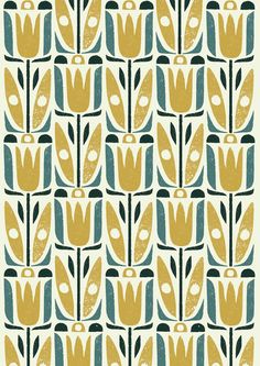 Debbie Powell, Illustration, design, repeat pattern, floral, abstract, colour scheme, pallet, lino, printmaking, fabric, wallpaper
