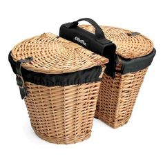 Must have Electra Wicker Saddle Bicycle Baskets for my beach cruiser.