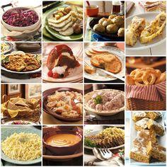 15 Recipes for Oktoberfest from Taste of Home