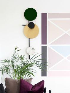 DIY Graphic Wall Art