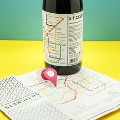 MANÎ Diseño estratégico designed the packaging for eight TICKETS a wine that comes with a enjoyable recreation.  Within the wine sector many corporations are betting on the redesign of their photographs for brand spanking new audiences nevertheless nobody has considered the expertise of youth. How might we deliver wine to them by means of a memorable and participative expertise? How  Click to read full post   Read More Packaging & Articles at TheDieline.com  Associated Posts:  Mimbo Wines…