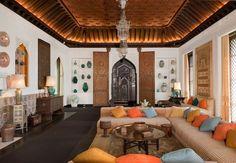 Jim Doris Global Island Oasis Style Oriental Middle Eastern Decor