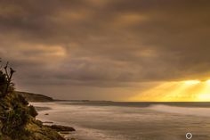 A break in the clouds on this gloomy morning for a little ray of sunshine.  #winkipop #bellsbeach #torquay #visitmelbourne #visitvictoria #seeaustralia #visitgreatoceanroad #seegor #beauty #canon_photos #love #longexposure #lazyshutters #dream_image #fineartphotography #instadaily #meditative #m_illusion by opusimagery http://ift.tt/1KnoFsa