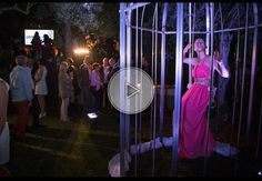 The Giant Birdcage | French Riviera | Singers | Singers & Musicians | Others | Performers | Solo | Aerials | Circus performers | Performers | Unusual | Others | Performers | Entertainment Agency | Corporate Event Entertainment