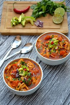 Mexican Chicken Soup #justeatrealfood #everylastbite