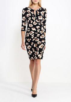 Камуфляжное платье производства Румынии, вырез капелька, средняя длина юбки, рукав 3/4 http://fas.st/VPw01
