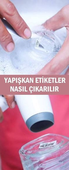 Yapışkan Etiketler Nasıl Çıkarılır? Natural Cleaners, White Out Tape, Knowledge, Cleaning, How To Plan, Diy, Instagram, Consciousness, Bricolage