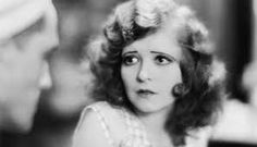 Vintage Hairstyles Clara Bow with longer hair Eyebrow Trends, 1930s Hair, 1920s Makeup, Retro Updo, Clara Bow, Ear Hair Trimmer, Retro Waves, Retro Hairstyles, Vintage Beauty