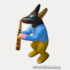 Entered the Gallery Black Coyote Blue... Take a Look at http://oaxacanwoodcarving.com/products/black-coyote-blue-shirt?utm_campaign=social_autopilot&utm_source=pin&utm_medium=pin