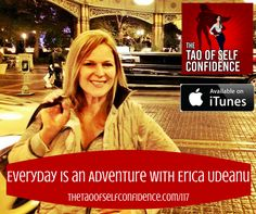 Erica Udeanu lives a life of true freedom where she can be her authentic self, live the life that she has designed and not have to conform the expectation of others. To her everyday is an adventure. Back then, Erica never realized that she could live life this way since she thought that life happens to her and she accepted it. Find out what changed Erica from living a mundane life to living a life of total freedom and adventure.