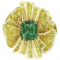 A delicious Dior ring!