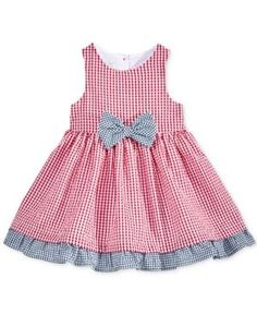 043524622d6 Marmellata Gingham Seersucker Dress