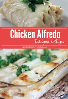 Chicken Alfredo Lasagna Rollups. Passionate Penny Pincher is the #1 source printable & online coupons! Get your promo codes or coupons & save.