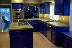 Here Is Part Two Of Our Concrete Countertops Examples And Ideas Photo  Gallery. You May Also Be Interested In How To Make Concrete Countertops.