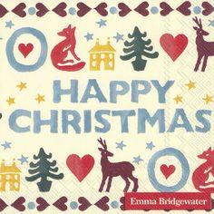 Servetten 25x25 cm - KERSTVERLICHTING Emma Bridgewater, Kids Rugs, Halloween, Sprouts, Happy, Instagram Posts, Christmas, Patterns, Xmas Lights