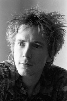 John Joseph Lydon, Johnny Rotten / Black & White Photography