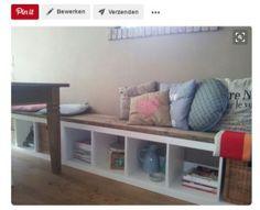 Lovely idea, ikea & used wood! Room, Ikea Diy, Home Living Room, Interior, Home Decor, Home Deco, Home Diy, Interior Design, Home And Living