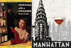 Vintage cocktail: Manhattan
