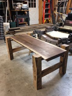 Espresso Finish Reclaimed Barnwood Red Oak by OldMadeNewDesignsCo