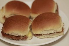 Breaking down the single best item at every major fast-food chain.  White Castle:  Xheeseburger Sliders